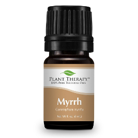 Myrrh Essential Oil, 5 ml
