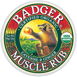 Sore Muscle Rub, 2 oz.