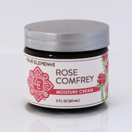 Rose Comfrey Moisture Cream