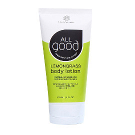 all good lemongrass lotion