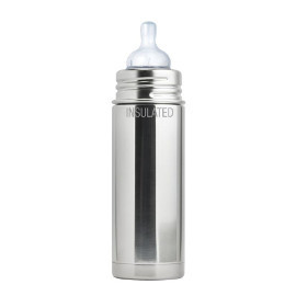 Kiki 9oz Vacuum Insulated Infant Bottle