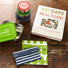 The Real Food Gift Set