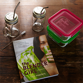 The Blender Girl Gift Set