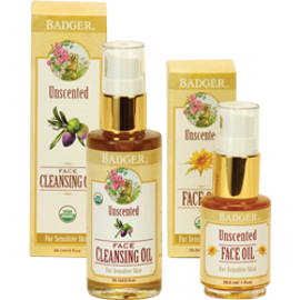 Oil Cleansing Starter Set - Unscented