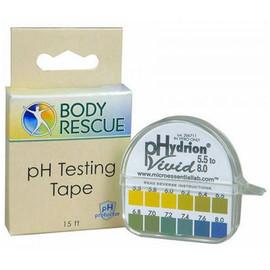 pH Testing Tape