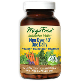 Men Over 40 One Daily Multivitamin & Mineral