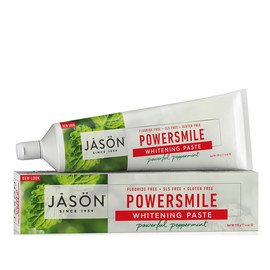 Powersmile Whitening Toothpaste, Peppermint