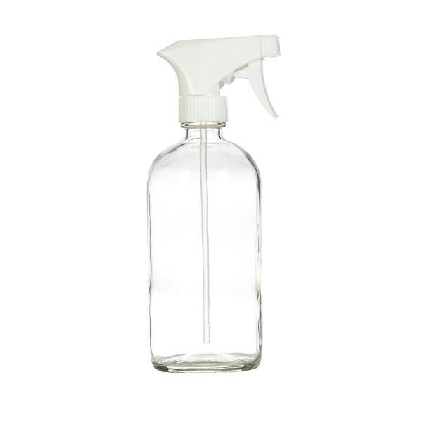 Glass Spray Bottle, 16 oz.