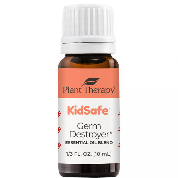 Germ Destroyer KidSafe Essential Oil Blend, 10 ml