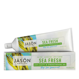 Sea Fresh Anticavity Strengthening Gel Toothpaste