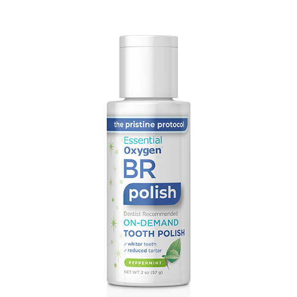 BR On-Demand Tooth Polish