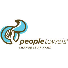 Peoples towels logo