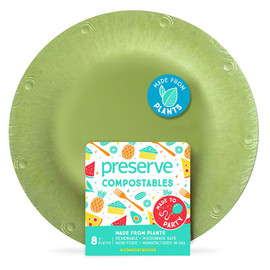 "Compostable 7"" Plates (8 count)"