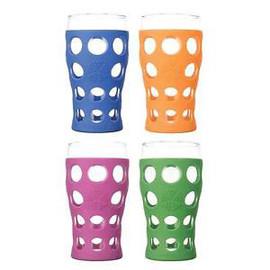 Large Beverage Glasses, 20oz (4-pack)