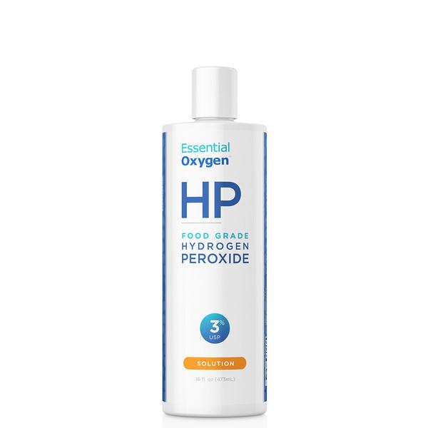 3% Food Grade Hydrogen Peroxide (16 oz)