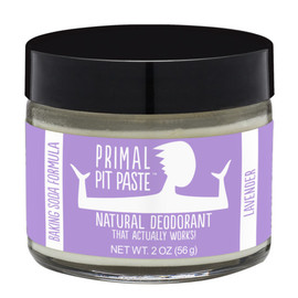 Primal Pit Paste Natural Deodorant Jar