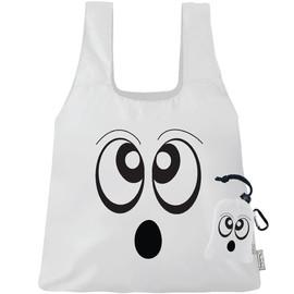 Reusable Shopping Bag, Ghost