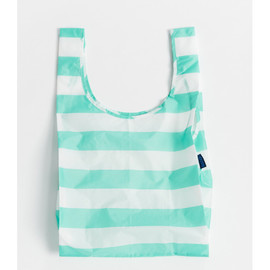 Reusable Shopping Bag, Pool Stripe