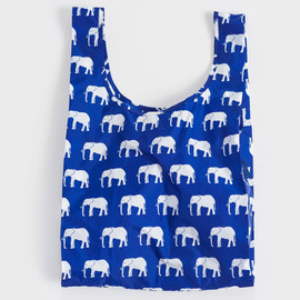 Reusable Shopping Bag, Elephants