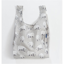 Reusable Shopping Bag, Polar Bears