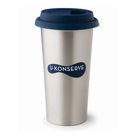 Insulated Coffee Cup, 16 oz.