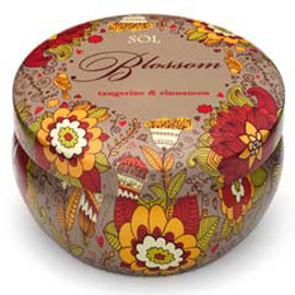 Trumelange bloom candle