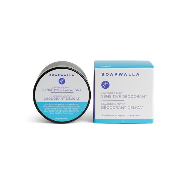 Sensitive Skin Deodorant Cream