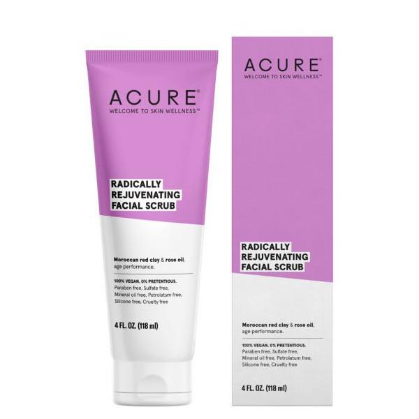 Radically Rejuvenating Facial Scrub