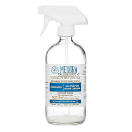 All-Purpose Home Cleaner, Glass Spray Bottle