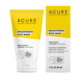 Brilliantly Brightening Face Mask