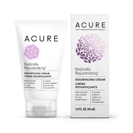 Radically Rejuvenating Resurfacing Cream