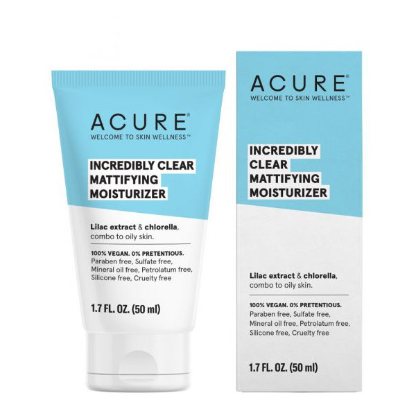 Incredibly Clear Matifying Moisturizer