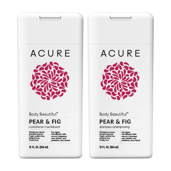 Body Beautiful Shampoo + Conditioner Set