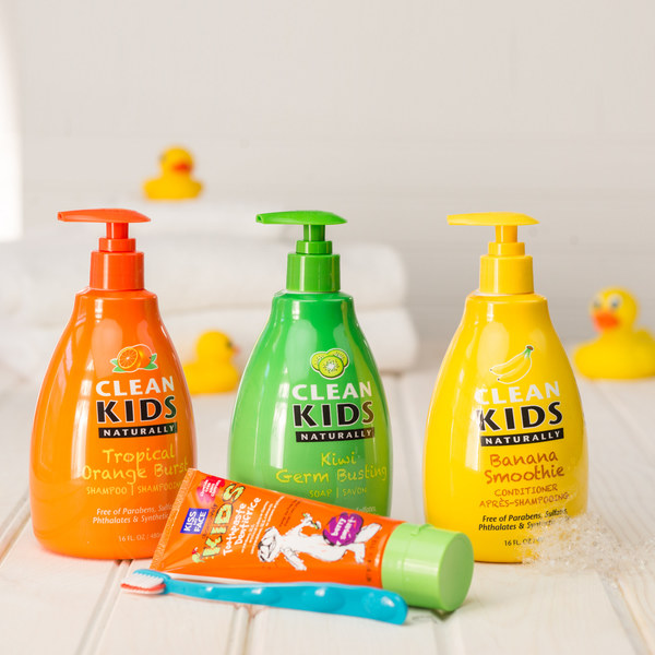 Kids Body Care