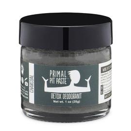Charcoal Detox Deodorant Jar