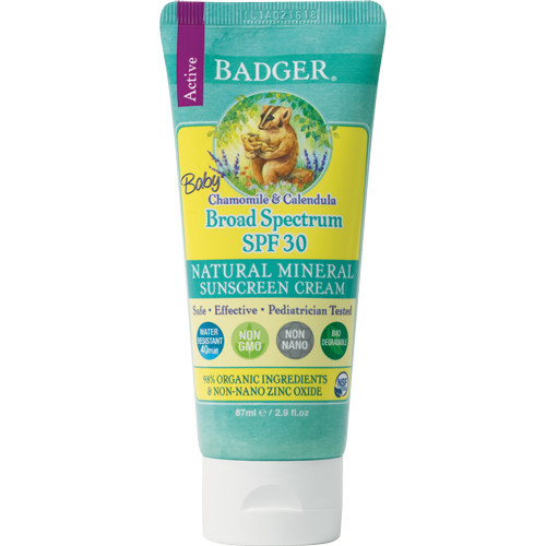SPF30 Broad Spectrum Baby Sunscreen