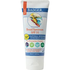 SPF 35 Clear Zinc Sport Sunscreen