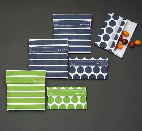 LunchSkins 6 Piece Starter Kit