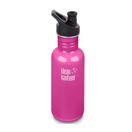 18oz Kanteen Classic with Sport Cap