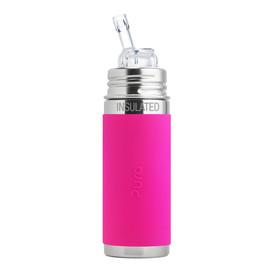 9 oz Insulated Straw Bottle