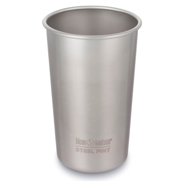 16 oz Stainless Steel Pint Cup