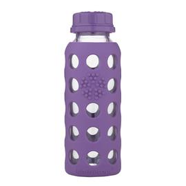 9oz Kids Glass Water Bottle