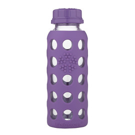 9oz Kids Glass Water Bottle
