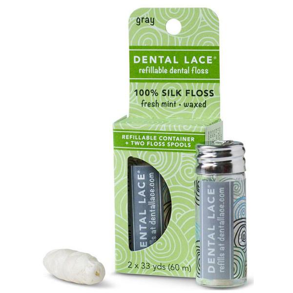 Refillable Dental Floss
