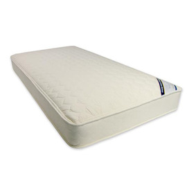 Organic Cotton  Queen Mattress, Quilted Deluxe