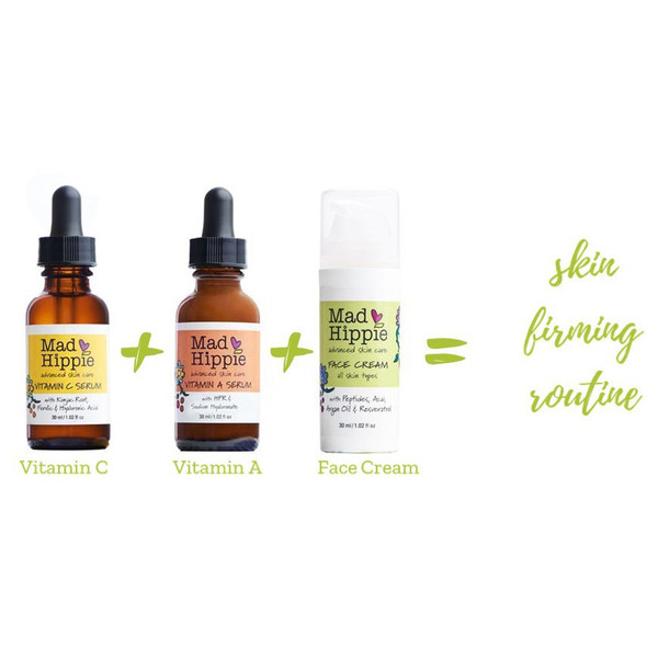 The Skin Firming Routine