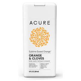 Sublime Sweet Orange Body Wash