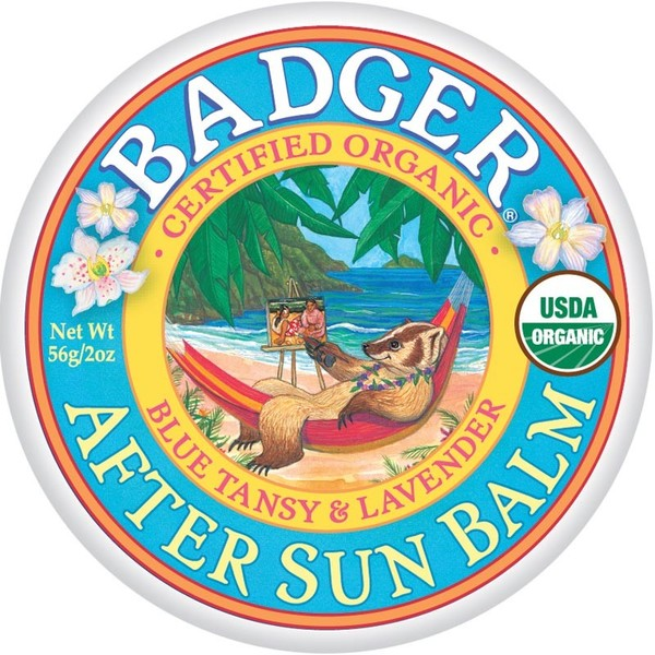 Badger After Sun Balm Tin