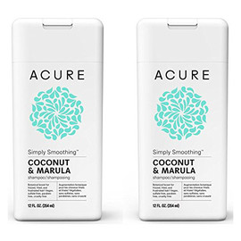 Simply Smoothing Coconut Shampoo Set of 2
