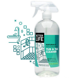 Tub and Tile Cleaner, 32 Ounce